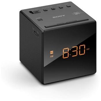 Sony ICFC1 Alarm Clock Radio Black