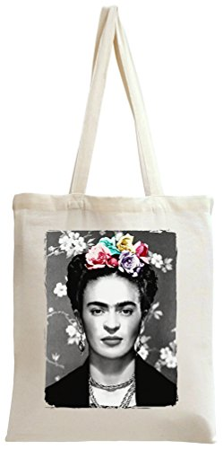 frida-kahlo-with-flowers-crown-bolso-de-mano