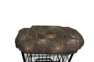 The Peanut Shell Shopping Cart Cover Amori