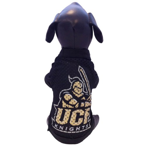 All Star Dogs NCAA Central Florida Golden Knights Athletic Mesh Dog Jersey, Herren, XX-Large Ucf Golden Knights