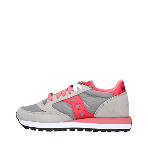 Scarpa Jazz O W Saucony F71 Grey/Red, n.40,5 MainApps