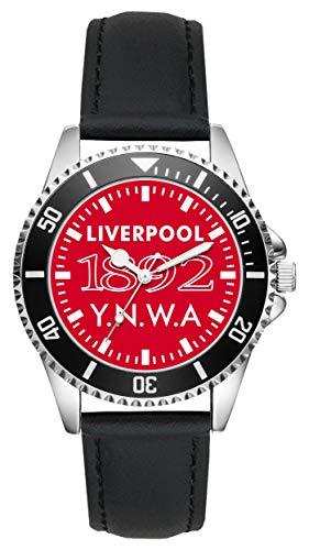 Liverpool Regalo Artículo Idea Fan Reloj L-6263