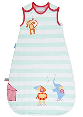 Gro Circo - Saco de dormir premium, multicolor