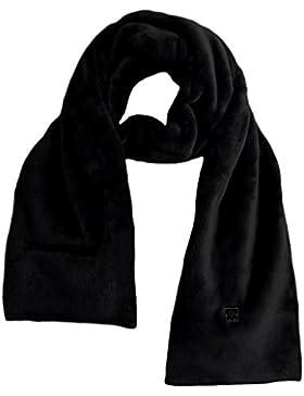 Glovii Sciarpa Riscaldata da Batteria Integrato, Sciarpa Termoattiva, colores: nero/grigio/bianco, dimensioni:...