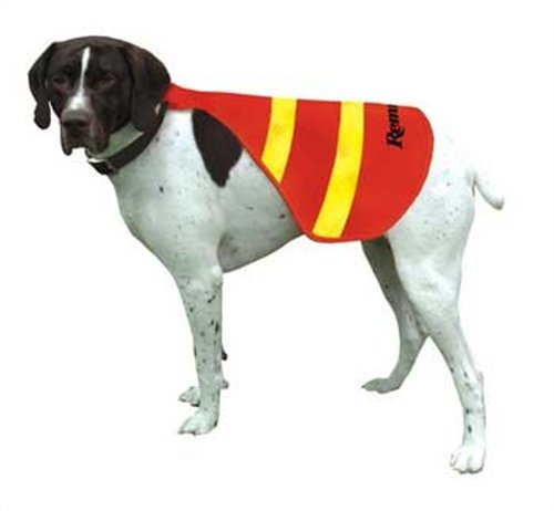 Artikelbild: Coastal Pet Products Remington Reflective Dog Safety Vest-Orange - Large