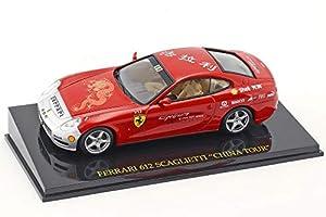 Promocar-Coche en Miniatura de colección, 47144, Rojo/Plata
