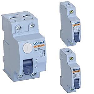 FI-Schutzschalter / Leitungsschutzschalter MCB 10A 1-Polig B