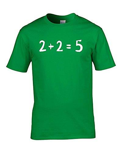 FatCuckoo Herren T-Shirt Grün - Irish Green