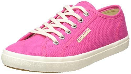 Napapijri Mia, Baskets Basses femme Rose - Pink (camelia rosé N52)