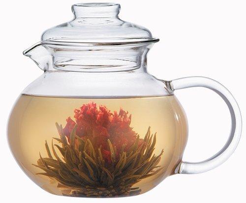 Primula Teekanne mit Teesieb aus Glas -