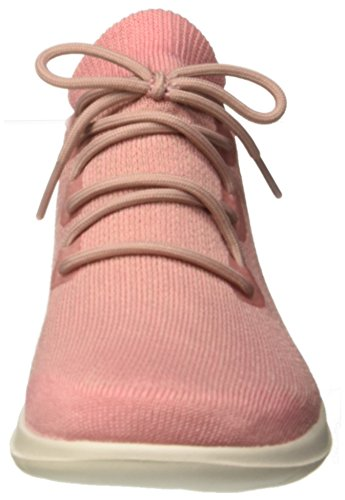 Skechers Go Walk Lite-Rise, Sneaker Infilare Donna Rosa (Pink)