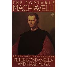 The Portable Machiavelli (Penguin Classics) by Niccolo Machiavelli (1979-05-31)