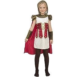 My Other Me Me-204177 Disfraz de guerrera para niña, 5-6 años (Viving Costumes 204177)