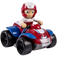 Paw Patrol - La Squadra dei Cuccioli – Racers – Ryder – Mini Veicolo