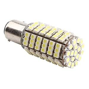 de- 1157 4.2W 126x3528 SMD 6500-7000K White Light LED Blub für Autolampen (DC 12V)