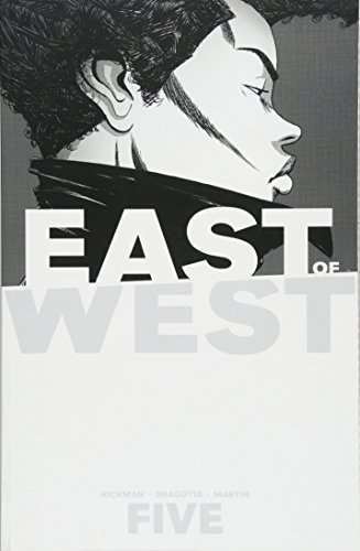 East of West Volume 5: All These Secrets por Jonathan Hickman