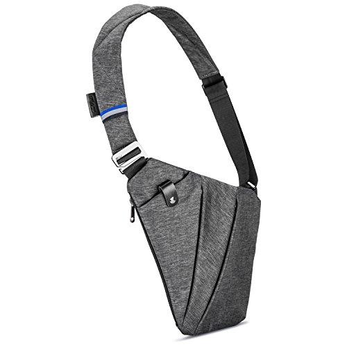 NIID-FIIT Sling Schulter Crossbody Brusttasche Pack -