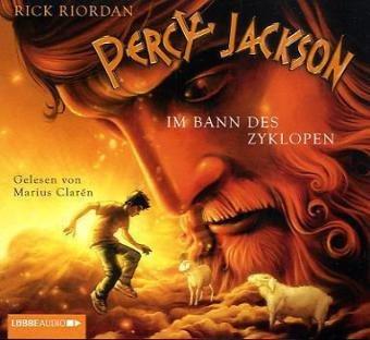 Buchseite und Rezensionen zu 'Percy Jackson - Teil 2: Im Bann des Zyklopen.' von Rick Riordan