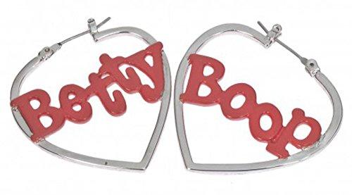 Orecchini donna - Betty Boop BBJ002OR-02