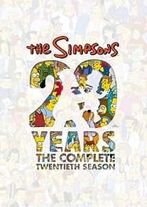 The Simpsons - Season 20 - Complete (Region 2) (Import)