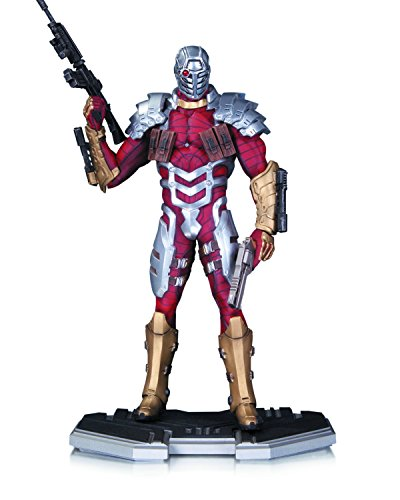DC Comics OCT150299 Icons - Estatua de Tiro Muerto