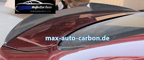 Preisvergleich Produktbild MAX AUTO CARBON Echt Carbon Heckspoiler Abrisskante Spoiler passt für Giulia QV