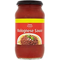 Comprador feliz salsa boloñesa 440 g (paquete de 6 x 440 g)