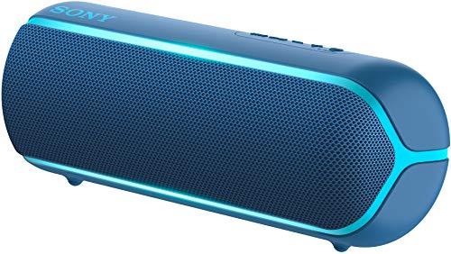 Sony SRS-XB22 Wireless Extra Bass Waterproof Speaker - Blue
