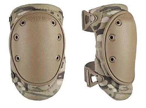 Alta Tactical Unisex AltaFlex Robuste Knieschoner, Cayote braun
