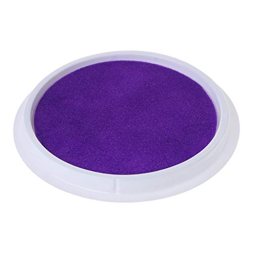 Stempelkissen Baby Handabdruck Fußabdruck Malerei Bunte Fingerprint Kinder Speicher Geschenke Sammlung Waschbar Pads 8 Farben -