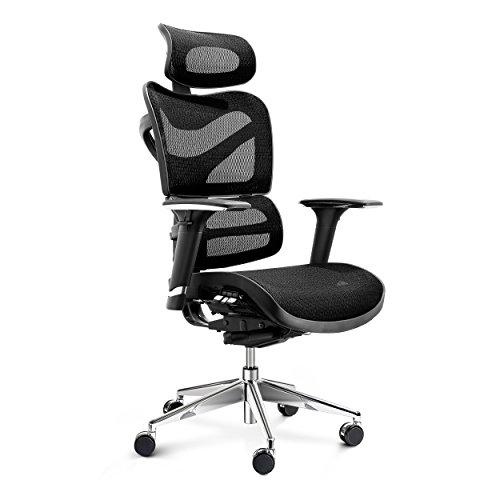 Diablo V-Dynamic - Sedia ergonomica da scrivania