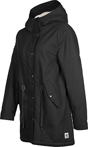 preisvergleich adidas cotton parka winterjacke damen 34. Black Bedroom Furniture Sets. Home Design Ideas