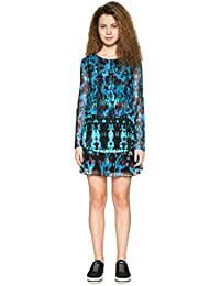 Amazon.co.uk  Desigual - Dresses   Women  Clothing dc4d48563d6e