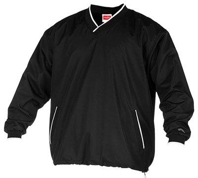 rawlings-hombres-de-rvnw2-jersey-de-cuello-para-hombre-hombre-negro