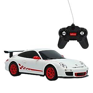 Rastar - Coche radiocontrol Porsche GT3 RS, Escala 1:24 (41259)