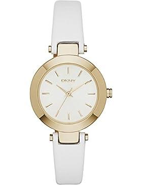 DKNY Damen-Armbanduhr STANHOPE Digital Quarz Edelstahl NY2353