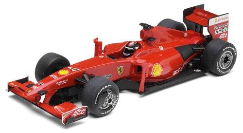 Scalextric 500003051 - Ferrari 2009 Raikkonen HD DPR