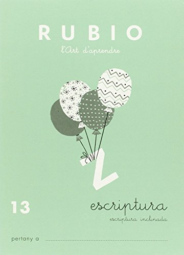 Escriptura 13: escriptura inclinada por UNKNOWN