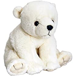 Keel Toys 65063 - Peluche de oso polar (30 cm)