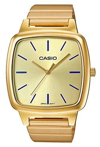 Casio Mixte Adulte Analogique Quartz Montre avec Bracelet en Acier Inoxydable LTP-E117G-9AER