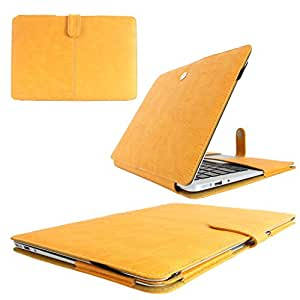 DooDa PU Leather Case Cover For Macbook Air 13