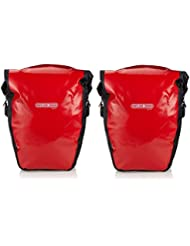 Ortlieb Unisex Gepäckträgertasche Back-Roller City Paar
