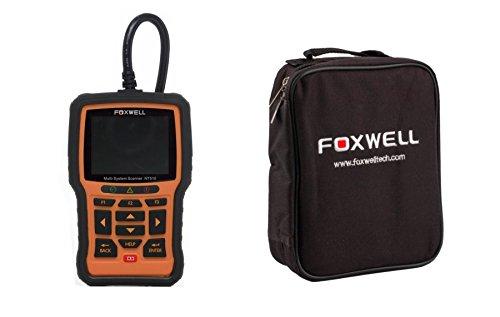 NT510 pro OBD Tiefendiagnose passend für Land Rover - ABS, SRS, Klima und viele weitere Steuergeräte incl. Adaption und Kodierkunktion (Land Rover-scanner)