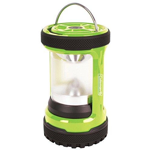 41vO7EzunZL. SS500  - Coleman Battery Lock Push Lantern 200 lumens Electric Lantern - Green