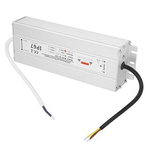 Netzteil, 24V 120W 5A LED-Lichtleisten-Netzteil Wasserdichter Treibertransformator für 24V-Innengeräte -