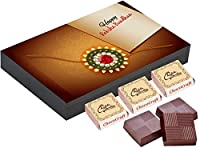 ChocoCraft Rakhi Gifts Ideas 12 Chocolate Box