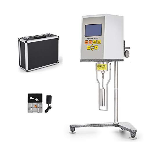 VEVOR NDJ-9S Viscosimetro Digitale 220V Viscosimetro Rotativo Digitale 10~100000mpa.s Fluidimeter Tester