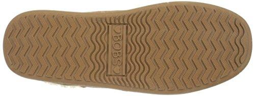 Bobs by Skechers Cozy High-Mittens Rund Wildleder Mode-Stiefeletten Chestnut