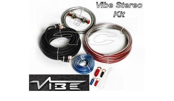 VIBE Audio Slick 1500 W System Car Wiring Kit