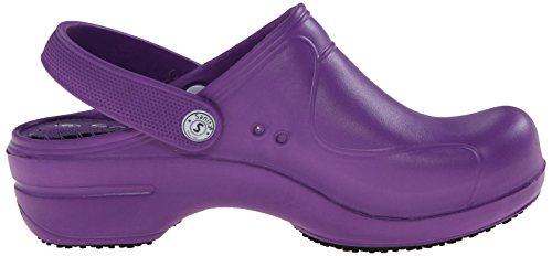 Sanita Aero-Stride, Zoccoli Donna Viola (Purple 32)